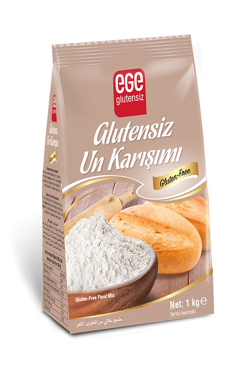 Ege Gluten Free All Purpose Flour Mix 1000 gr