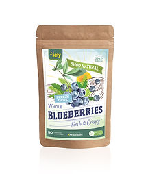 Sely Freeze Dried Blueberries
