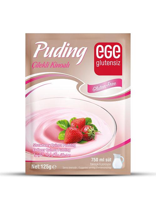 Ege Gluten Free Strawberry Quinoa Pudding 125 gr