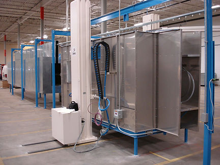 Powder Coating Line Manufacturers