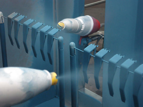 Mass Powder Coating
