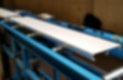 Powder Coating Extrusions