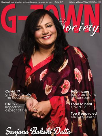 Sanjana Bakshi Datta Cover Page Original
