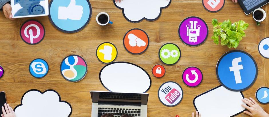 Redes sociais ajudam a fortalecer marca