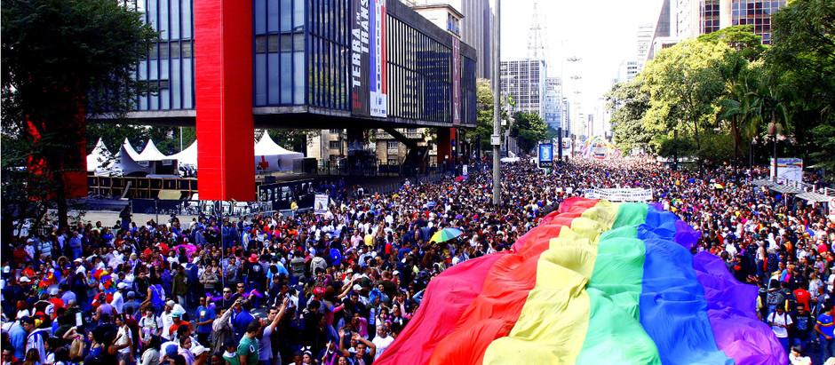 Amstel anuncia patrocínio da Parada do Orgulho LGBT+ de São Paulo