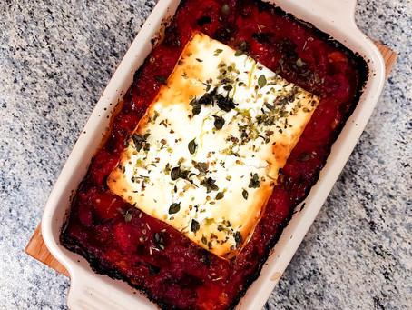 Greek Baked Feta