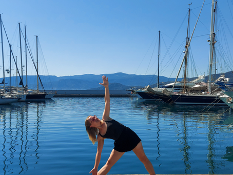 Tricky Trikonasana: Tips For Triangle Pose