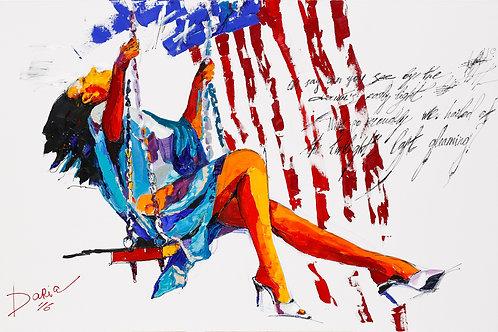 "American Dream (102x152cm / 40x60"")"