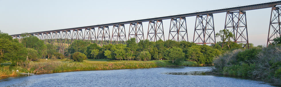 Highline Bridge, Valley City ND