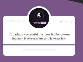Entrepreneurship - Scares many & keeps few.