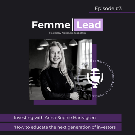 Investing with Anna-Sophie Hartvigsen