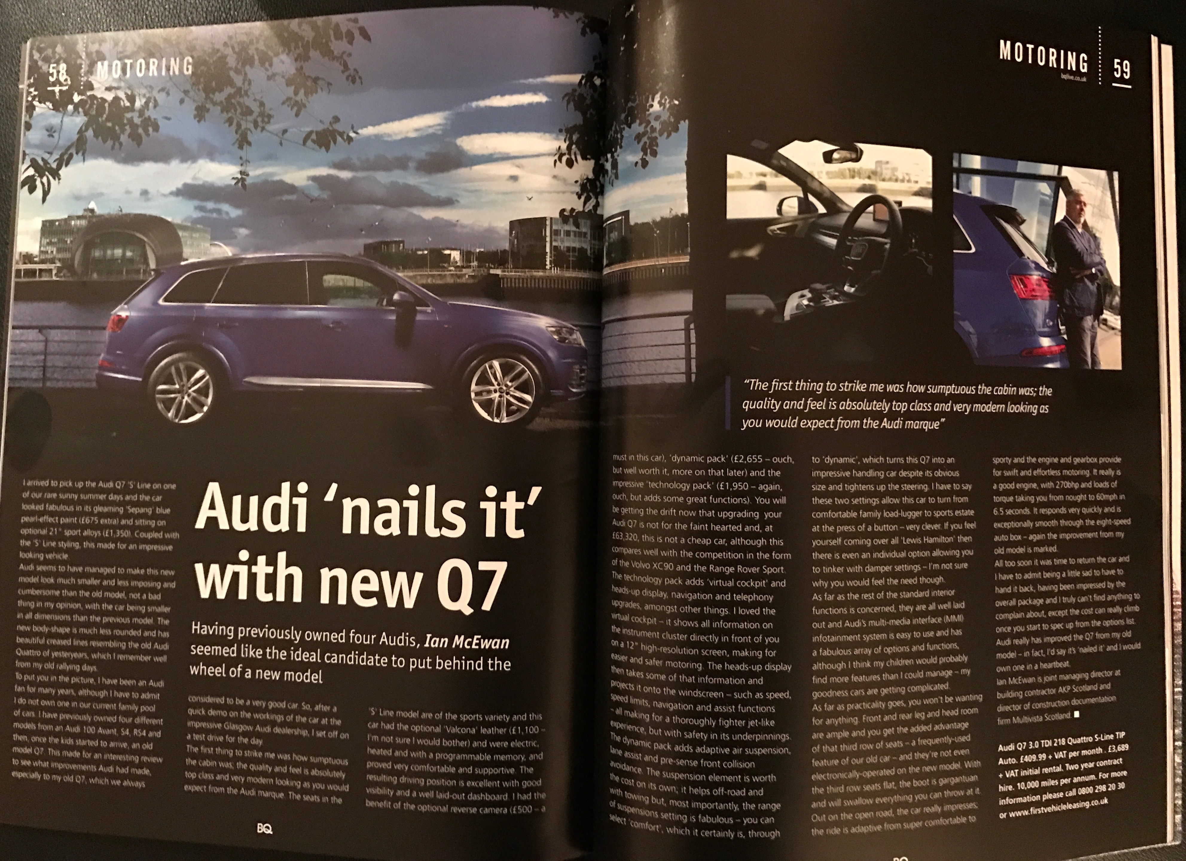 Business Quarterly Magazine