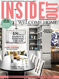 Inside Out Magazine Cover October 209
