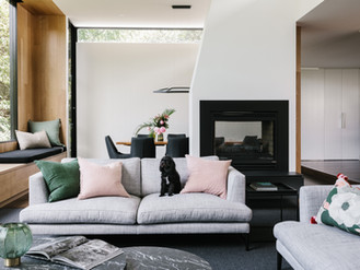 6 Tips to Create a Feel Good Living Room