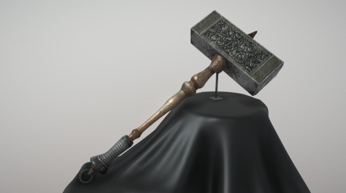 Hammer of Hephaestus