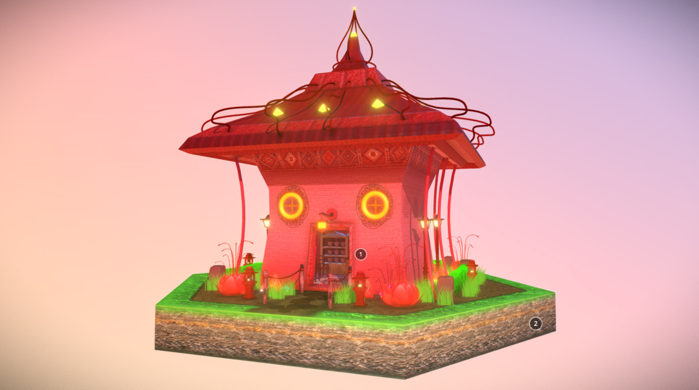 Magic Hut