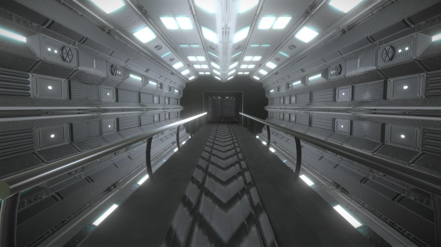 (Sci fi) Level design