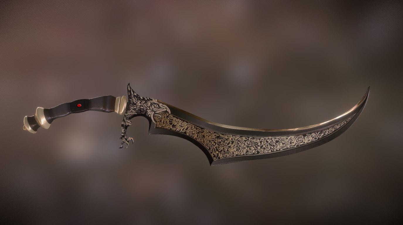 Falcon Dagger