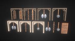Dungeon traps Kit