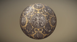 Pageant (Shield), 16th century