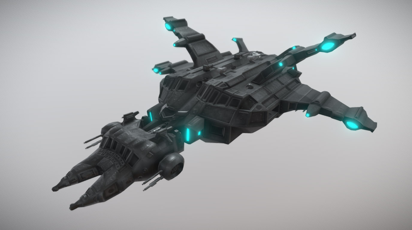 Battle Spaceship