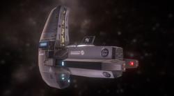 (ARC9) Spacecraft