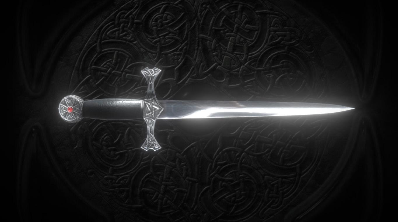 Celtic Dagger
