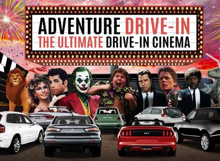 Drive-in Film fun! - July 23rd -26th