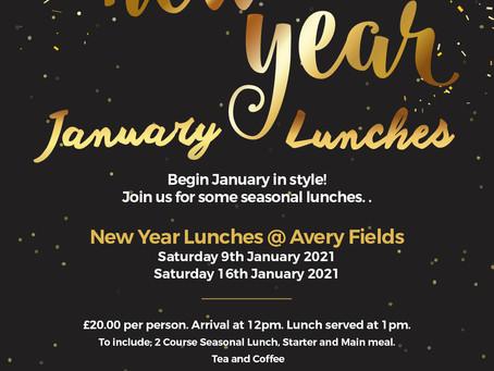 Begin January in Style!