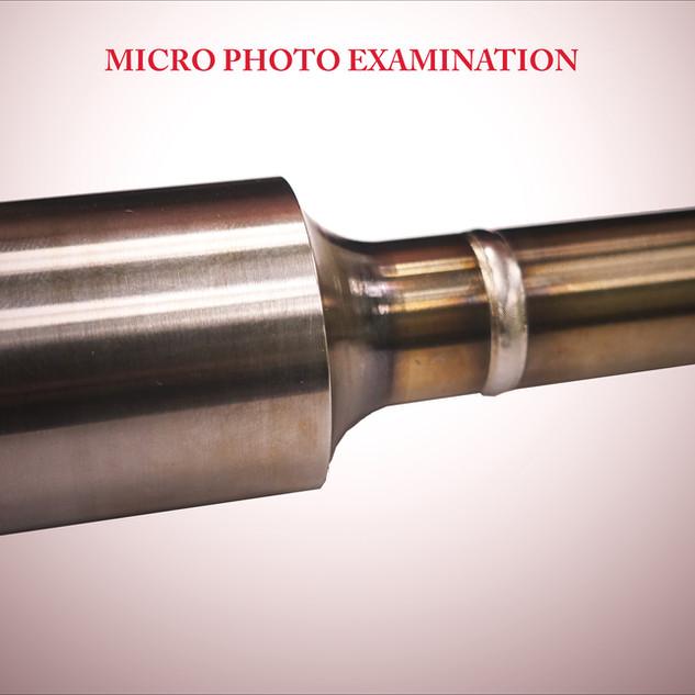 Micro Photo Examination