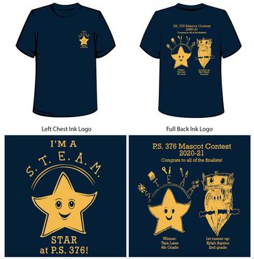 School Mascot Shirts 2021!