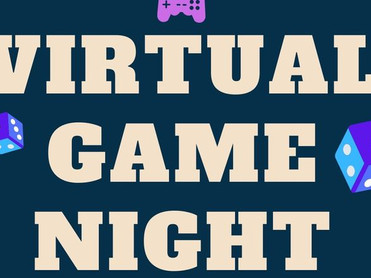 Winter Family Fun Game Night - Wednesday, 1/20 - Don't Miss It!