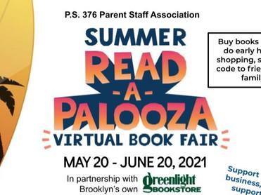 PSA Book Fair Fundraiser - Through June 20th! // Recaudación de fondos de la Feria del Libro de PSA