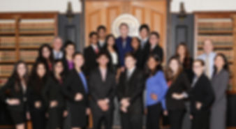 Clovis Norh Mock Trial 2017-2018 Team