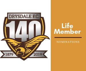Life Membership Nominations