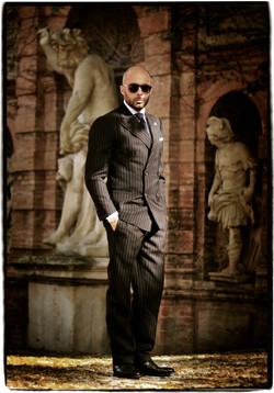 Alberto Bresci, Fashion designer