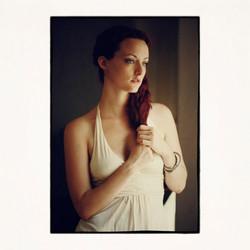 20x20 alice white dress