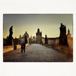 20X20 0008 Kiss in Prague