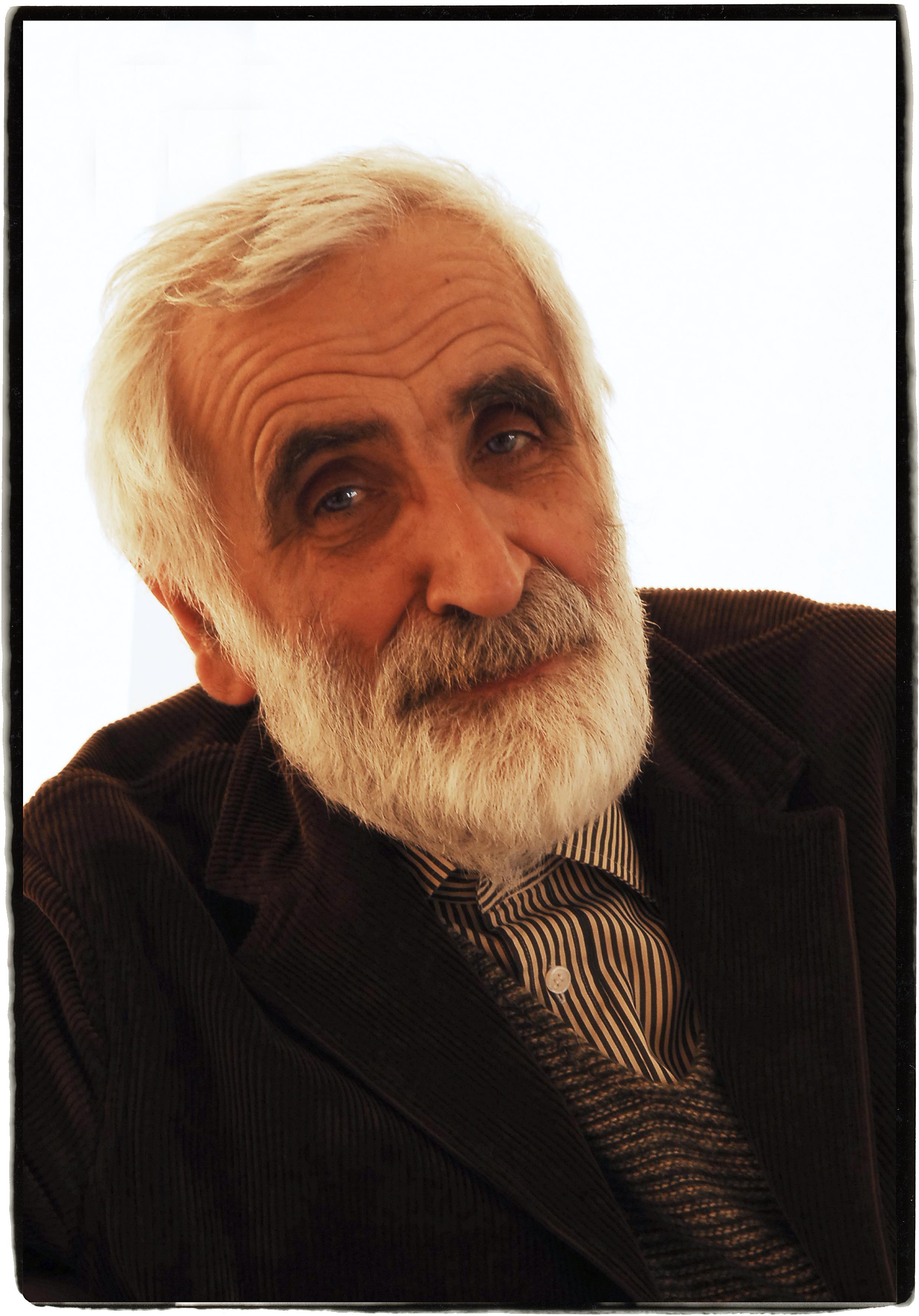 Enzo Mari, architect