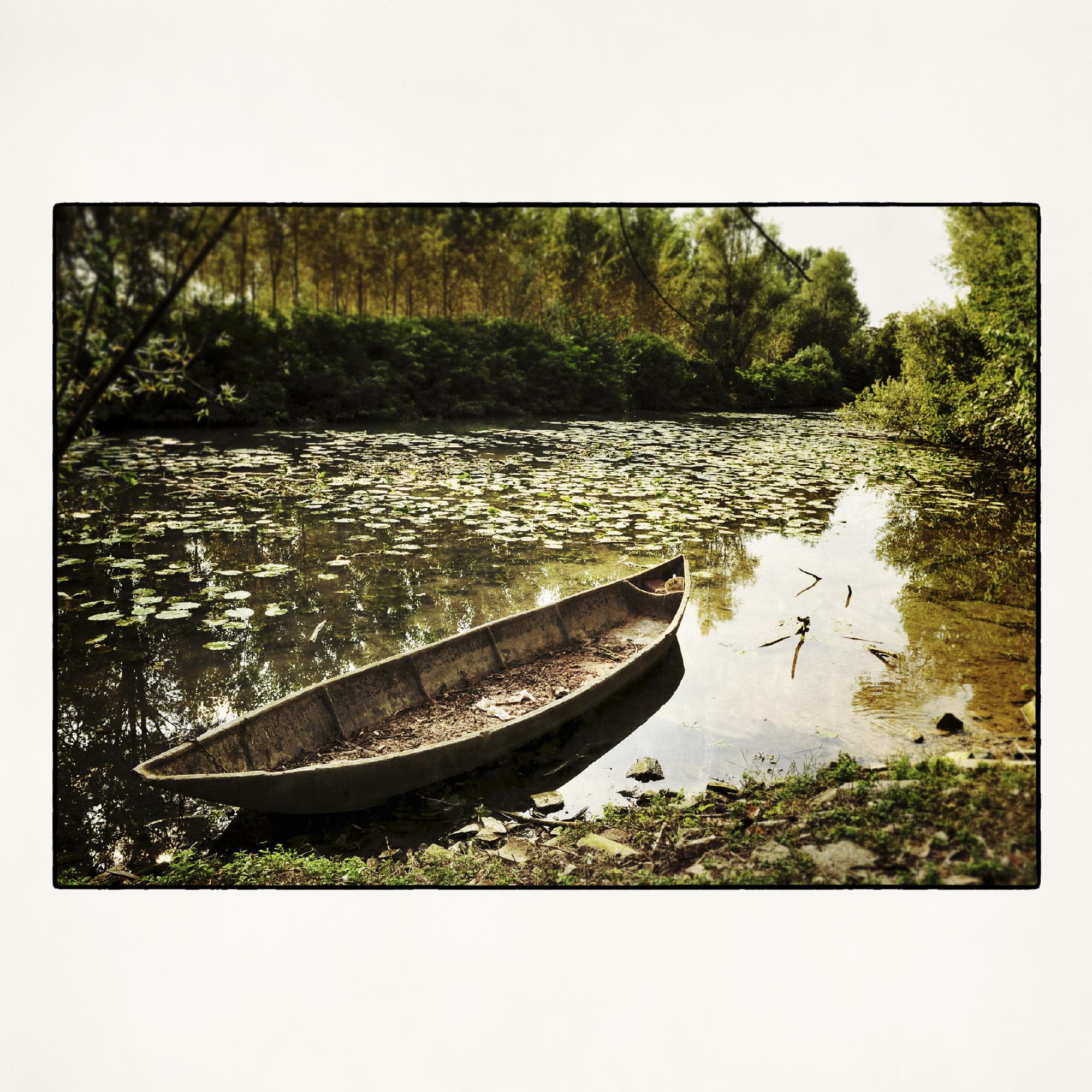 20x20 Hiden pond