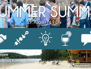 SUMMER SUMMIT - die Zweite