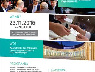 Das erste Waldeck-Frankenberger Kooperationsforum
