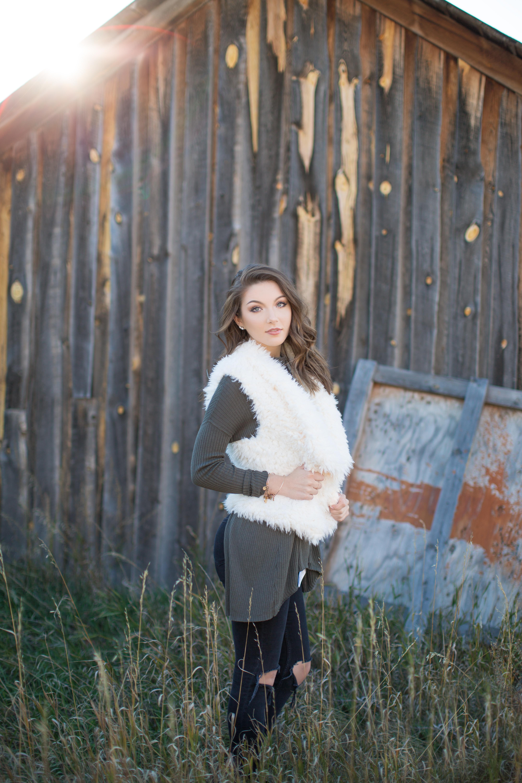 Senior Portraits - Rapid City, SD