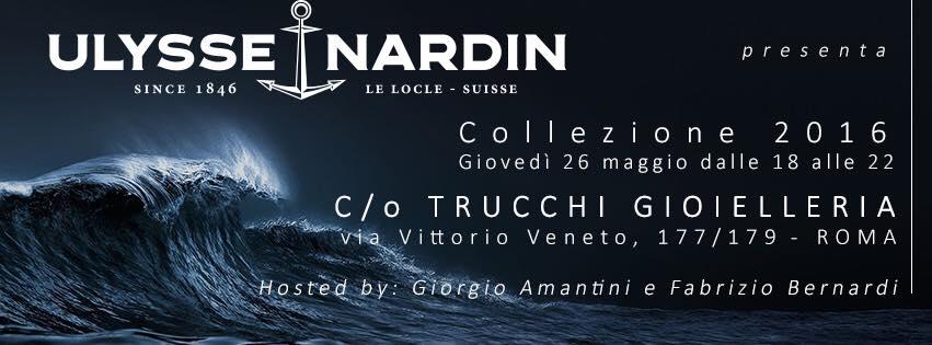 Ulysse Nardin Collezione 2016
