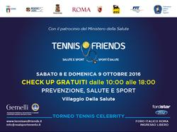 TENNIS & FRIENDS 2016