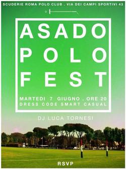 Asado Polo Fest