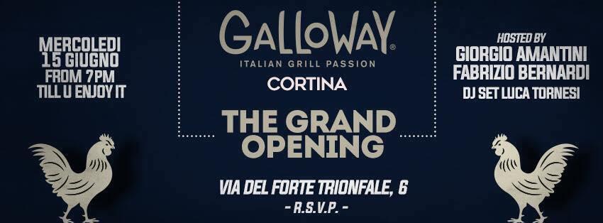 Galloway Cortina