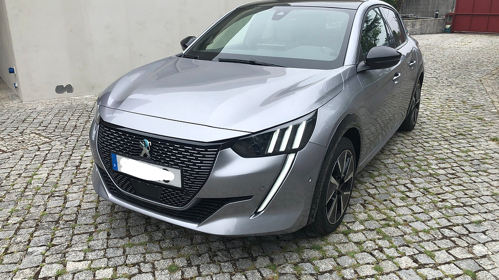 Peugeot e208 GT