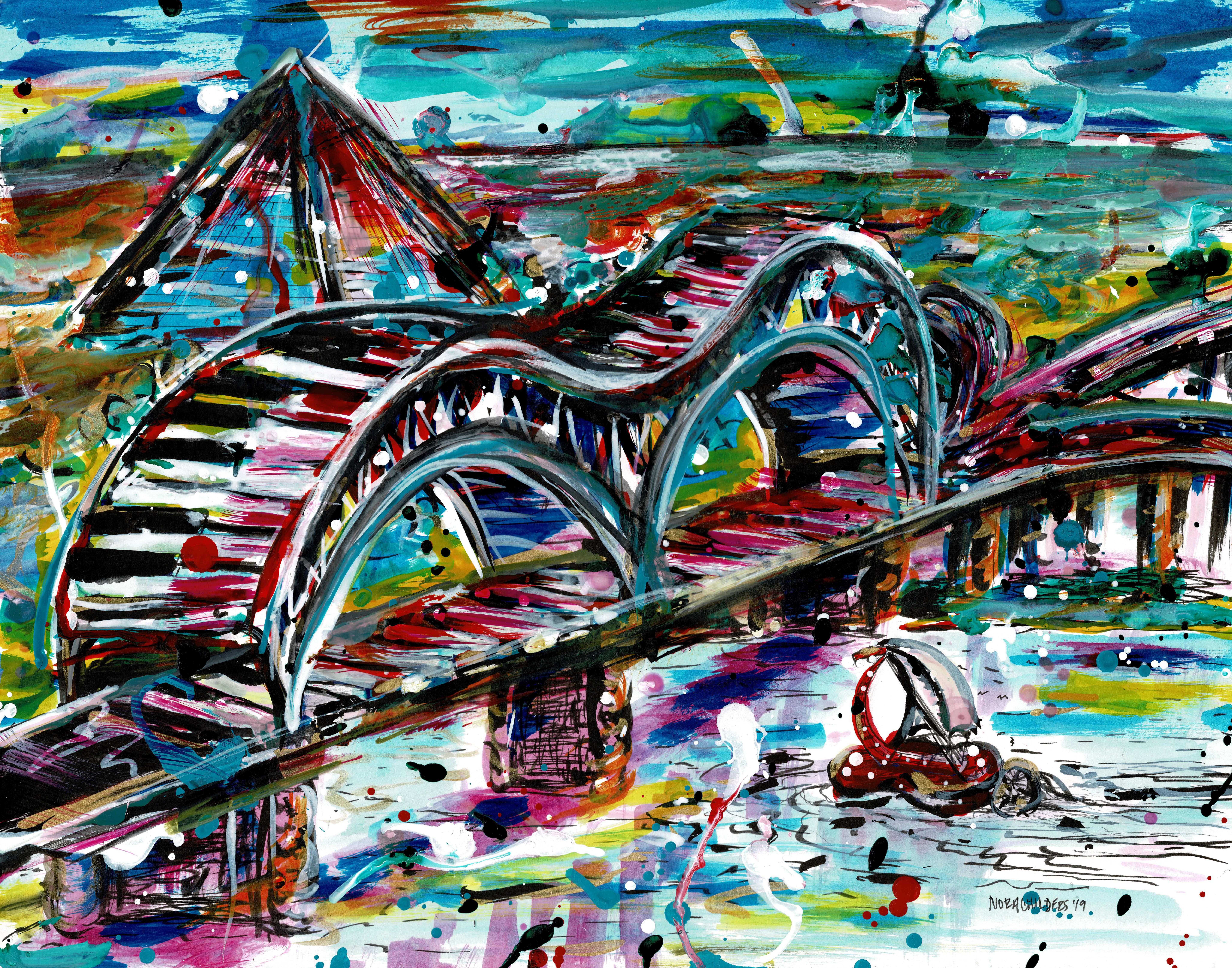 """""""Memphis Bridge"""""""
