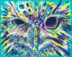 Night Owl - Sold
